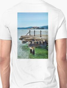Alcatraz Ruined  Unisex T-Shirt