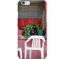 Al Fresco iPhone Case/Skin