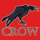 Crow by evisionarts