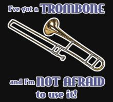 I've Got a Trombone by evisionarts