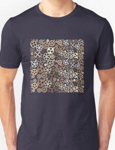 Gear Steampunk Unisex T-Shirt