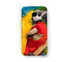 Macaws - Necking Samsung Galaxy Case/Skin