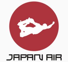 Japan Air by scottlt