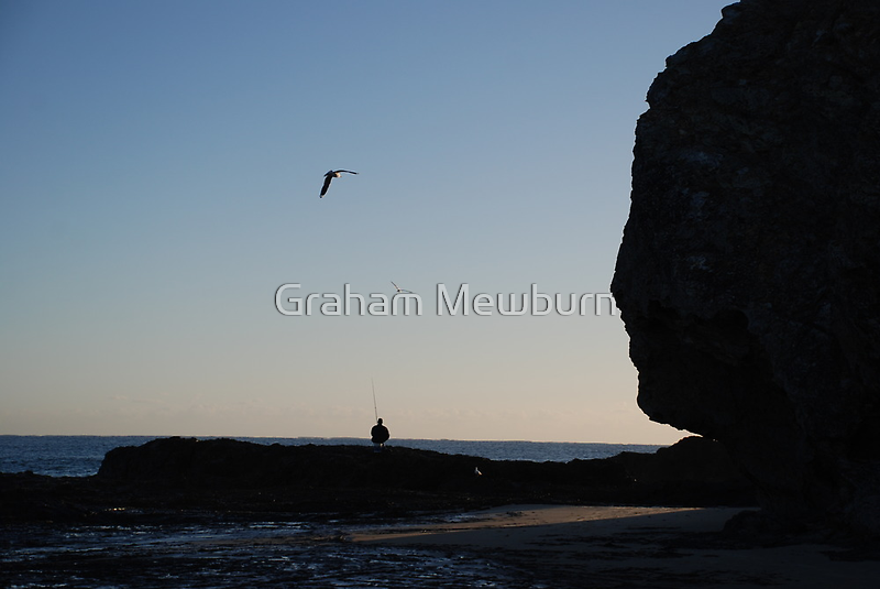 Facing a New Day by Graham Mewburn