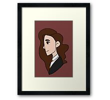 Hermione Framed Print