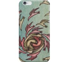 Flock Formation iPhone Case/Skin