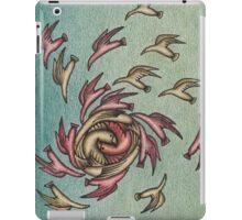 Flock Formation iPad Case/Skin
