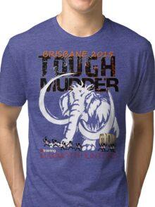TOUGH MUDDER T-SHIRT 2015 BRISBANE Tri-blend T-Shirt