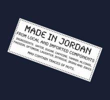 Traces of Nuts - Jordan Kids Clothes
