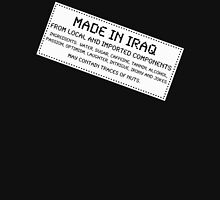Traces of Nuts - Iraq Hoodie
