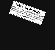 Traces of Nuts - France Womens Fitted T-Shirt