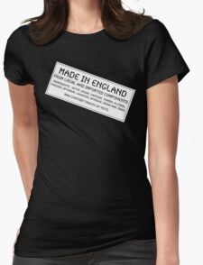 Traces of Nuts - England T-Shirt