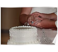 Cutting the Cake Poster