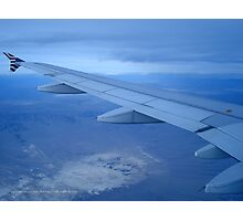 Flying Above | San Francisco - Las Vegas Photographic Print