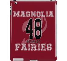 Magnolia Sports - SCARLET iPad Case/Skin