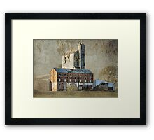 The Old Flour Mill Framed Print