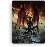 Nightgaunt Eclipse Canvas Print
