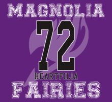 Magnolia Sports - HEARTFILIA by Dorchette