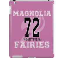 Magnolia Sports - HEARTFILIA iPad Case/Skin