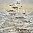 Footsteps by soumen