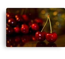 Cherries! Canvas Print