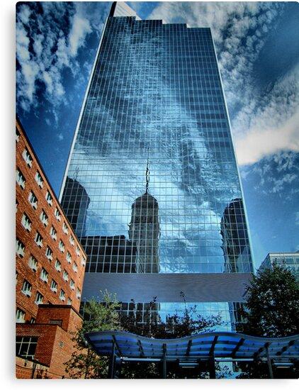 Mirrored Minneapolis by shutterbug2010