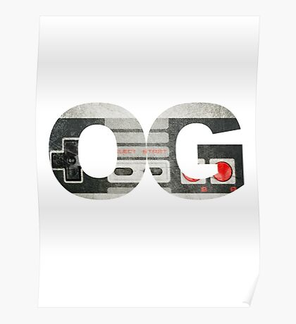 OG - Gaming Poster