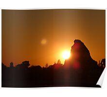 Matterhorn at Sunset Poster