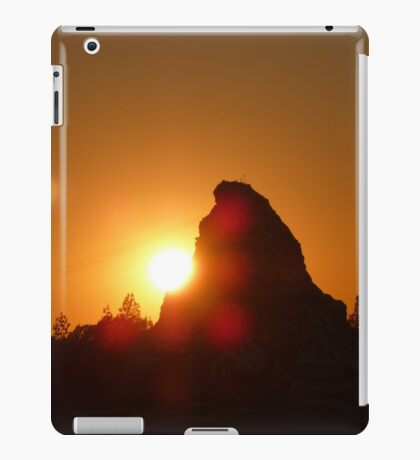 Matterhorn at Sunset iPad Case/Skin