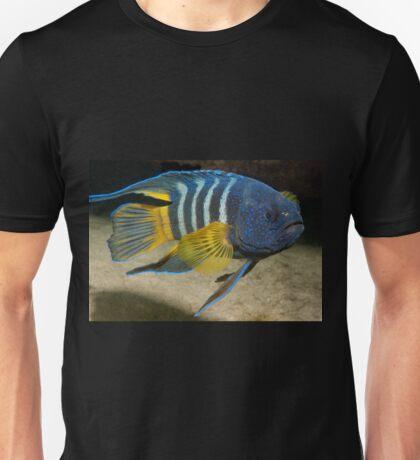 Eastern Blue Devil, Shark Point, Sydney Unisex T-Shirt