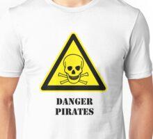 Danger Pirates! Unisex T-Shirt