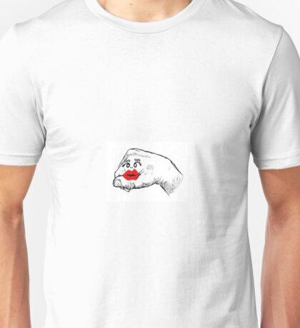 Handface Unisex T-Shirt