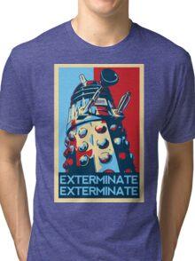 EXTERMINATE Hope Tri-blend T-Shirt