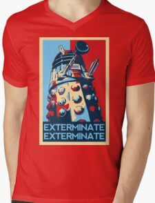 EXTERMINATE Hope Mens V-Neck T-Shirt