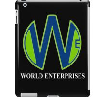 World Enterprises  iPad Case/Skin