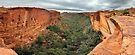 Kings Canyon, Watarrka National Park, Australia by Michael Boniwell