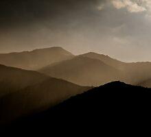 Sun and Rain by Jeffrey  Sinnock