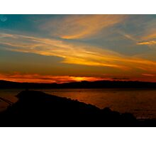 August Skies Photographic Print