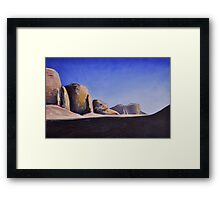 The Path of Lawrence Framed Print