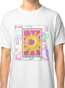 Summer graphic print Classic T-Shirt