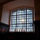 Georgian Window by Karen E Camilleri