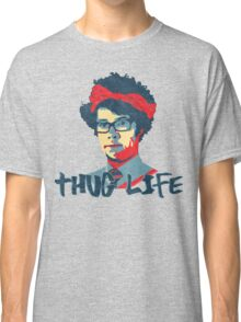 It Crowd Inspired - Moss & the Thug Life - Nerd Goes Gangsta - Flippin Awesome Moss Classic T-Shirt