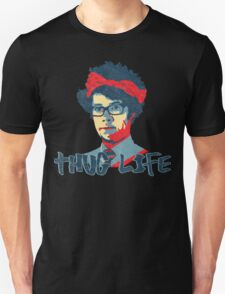 It Crowd Inspired - Moss & the Thug Life - Nerd Goes Gangsta - Flippin Awesome Moss Unisex T-Shirt