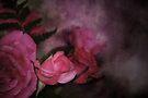 ~Rustic in Pink~ by Lynda Heins