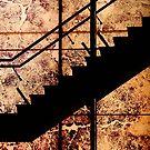 Stairing by Georgie Hart