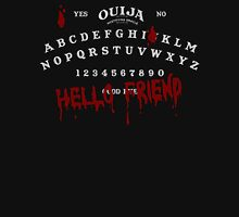 Ouija - Hello Friend Womens Fitted T-Shirt