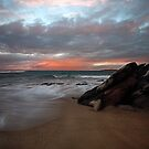 Tasman Twilight by David Haworth