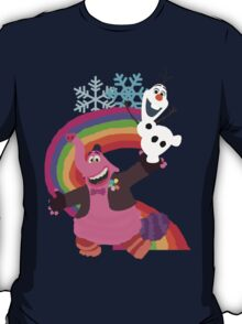 Bing Bong and Olaf together! T-Shirt