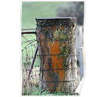 The fencepost Poster