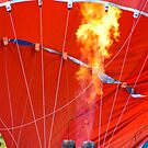 Hot Air Balloon Burners by Brian Roscorla